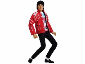 Playmates Michael Jackson 10 Inch Deluxe Collector Figure Beat It