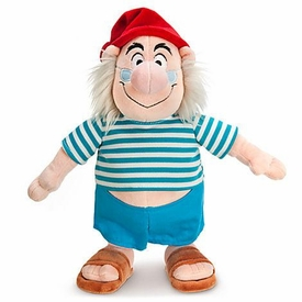 Disney Peter Pan Exclusive 11 Inch Plush Mr. Smee