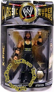 WWE Wrestling Classic Superstars Series 16 Action Figure X-Pac