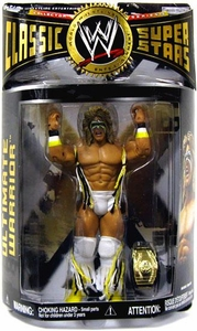 WWE Wrestling Classic Superstars Series 16 Action Figure Ultimate Warrior