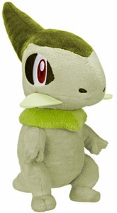 Pokemon Black & White Series 2 Deluxe Reversible Plush Figure Axew