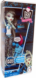 Monster High Dead Tired Basic Doll Frankie Stein