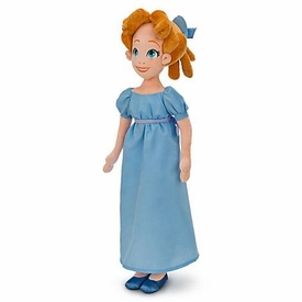 Disney Peter Pan Exclusive 21 Inch Plush Wendy