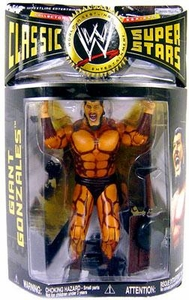 WWE Wrestling Classic Superstars Series 16 Action Figure Giant Gonzales