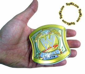 WWE Wrestling Official Champ Mints