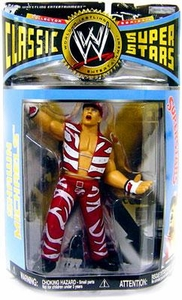 WWE Wrestling Classic Superstars Series 16 Action Figure Shawn Michaels [LJN Style]
