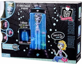 Monster High Dead Tired Hydration Station Playset with Lagoona Blue Doll
