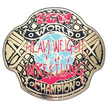 WWE Wrestling Official ECW Heavyweight Belt Buckle