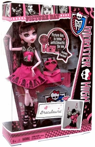 Monster High Picture Day Deluxe Doll Draculaura