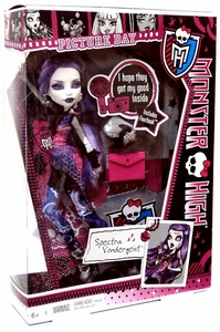 Monster High Picture Day Deluxe Doll Spectra Vondergeist
