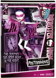 Monster High Power Ghouls Exclusive DELUXE Doll Polterghoul [Spectra Vondergeist]