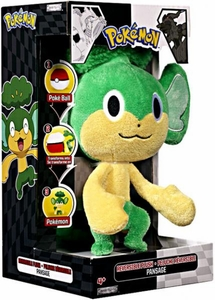 Pokemon Black & White Series 2 Deluxe Reversible Plush Figure Pansage