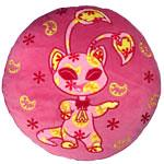 Neopets Plushie Disco Aisha Pillow
