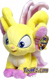 Neopets Limited Edition Plushie Yellow Faerie Acara