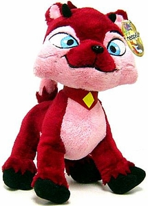 Neopets Limited Edition Plushie Red Ixi