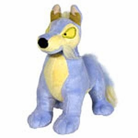 Neopets Limited Edition Plushie Blue Lupe