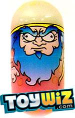 Mighty Beanz Series 3 Rare Color Changer Wizard Single #183 Sorcerer Bean