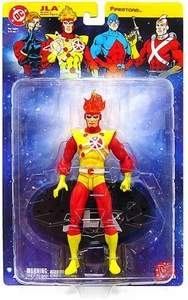 DC Direct JLA Series 2 Action Figure Firestorm