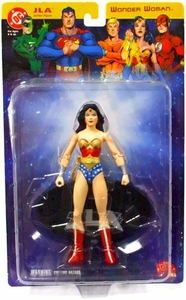 DC Direct Justice League Action Figure Wonder Woman
