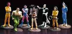 JLA Silver Age Villains PVC Set