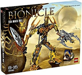LEGO Bionicle Exclusive Set #8998 Toa Mata Nui