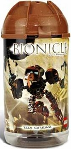 LEGO Bionicle TOA METRU NUI Figure #8604 Onewa [Brown]