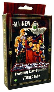 Dragonball Z Score Trading Card Game New Game Version Arrival Starter Deck BLOWOUT SALE!