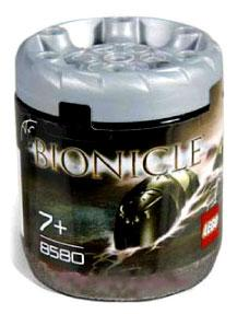 LEGO Bionicle Mini Container Set #8580 Kraata