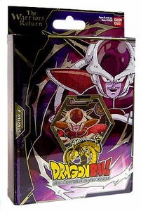 Dragonball Z Card Game Warriors Return Starter Theme Deck Frieza [A]