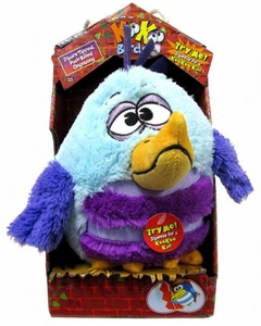 KooKoo Birds 6 Inch Plush Square-Tipped, Duck-Billed Ongobong