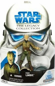 Star Wars 2008 Legacy Collection Build-A-Droid Action Figure BD No. 35 Pons Limbic