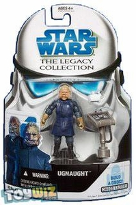 Star Wars 2008 Legacy Collection Build-A-Droid Action Figure BD No. 43 Ugnaught