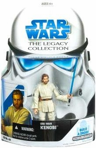 Star Wars 2008 Legacy Collection Build-A-Droid Action Figure BD No. 44 Obi-Wan Kenobi [Episode II]