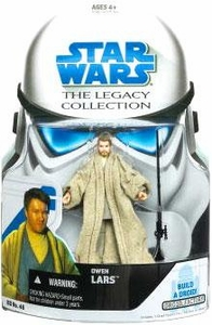 Star Wars 2008 Legacy Collection Build-A-Droid Action Figure BD No. 46 Owen Lars