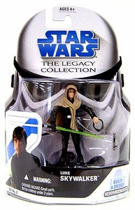 Star Wars 2008 Legacy Collection Build-A-Droid Action Figure BD No. 02 Luke Skywalker