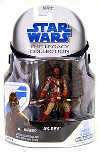Star Wars 2008 Legacy Collection Build-A-Droid Action Figure BD No. 05 Ak-Rev