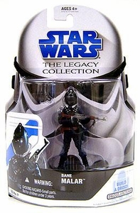 Star Wars 2008 Legacy Collection Build-A-Droid Action Figure BD No. 07 Bane Malar