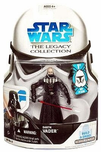 Star Wars 2008 Legacy Collection Build-A-Droid Action Figure BD No. 08 Darth Vader [First Day of Issue]