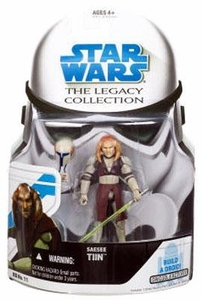 Star Wars 2008 Legacy Collection Build-A-Droid Action Figure BD No. 11 Saesee Tiin [General's Armor]