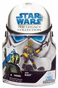 Star Wars 2008 Legacy Collection Build-A-Droid Action Figure BD No. 18 Jodo Kast