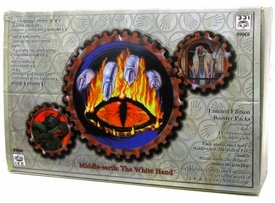 Middle Earth Iron Crown Card Game MECCG The White Hand Booster BOX [36 Packs]