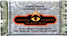 Middle Earth Iron Crown Card Game MECCG The White Hand Booster Pack [12 Cards]