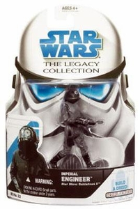 Star Wars 2008 Legacy Collection Build-A-Droid Action Figure BD No. 22 Imperial Engineer