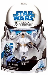 Star Wars 2008 Legacy Collection Build-A-Droid Action Figure BD No. 24 Commander Faie