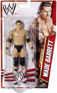 Mattel WWE Wrestling Basic Series 27 Action Figure #21 Wade Barrett