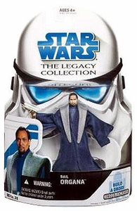 Star Wars 2008 Legacy Collection Build-A-Droid Action Figure BD No. 26 Bail Organa [King Organa]
