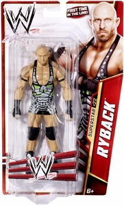 Mattel WWE Wrestling Basic Series 27 Action Figure #22 Ryback