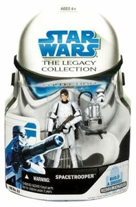 Star Wars 2008 Legacy Collection Build-A-Droid Action Figure BD No. 32 Spacetrooper