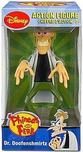 Disney Phineas and Ferb 8 Inch Action Figure Dr. Doofenshmirtz