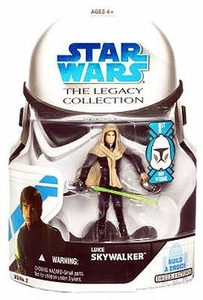 Star Wars 2008 Legacy Collection Build-A-Droid Action Figure BD No. 02 Luke Skywalker [First Day of Issue]